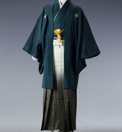 紋付袴No437