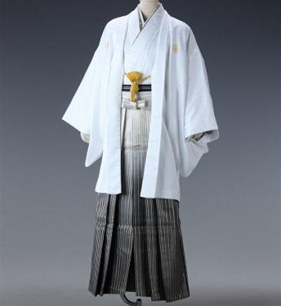 紋付袴No438