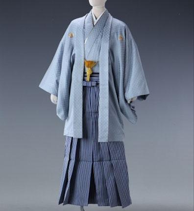 紋付袴No439