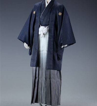 紋付袴No442