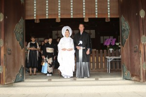 吉備津彦神社婚